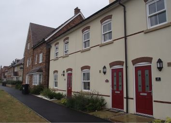 Thumbnail 3 bed terraced house for sale in Walford Grove, Bedford