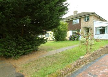 Thumbnail 4 bedroom semi-detached house to rent in Burgess Close, Woodley, Reading