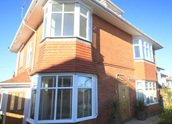 Thumbnail 1 bed flat to rent in Winton, Bournemouth