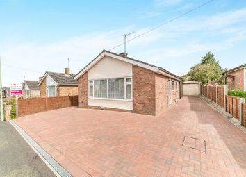 Thumbnail 2 bedroom detached bungalow for sale in Ashmere Rise, Sudbury