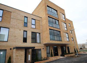 Thumbnail 2 bedroom flat to rent in Ellis Road, Trumpington, Cambridge