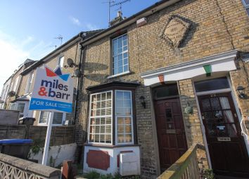 Thumbnail 3 bed terraced house for sale in Winstanley Crescent, Ramsgate