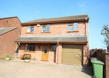 Thumbnail 4 bed detached house for sale in Ambleside Road, Bedworth
