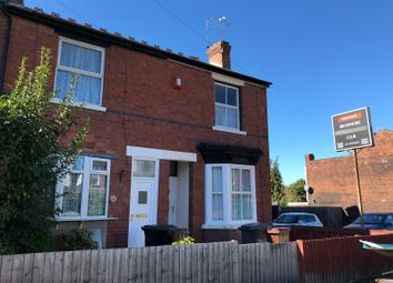 Thumbnail 3 bed end terrace house for sale in Church Road, Bradmore, Wolverhampton