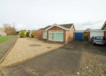 Thumbnail 2 bed detached bungalow for sale in Castlesteads Drive, Belle Vue, Carlisle