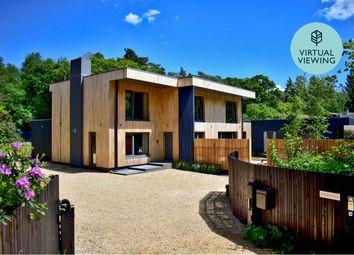 Moonhills Lane, Beaulieu, Brockenhurst SO42. 4 bed detached house for sale