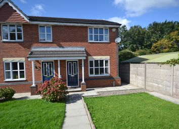 Thumbnail 3 bed semi-detached house to rent in Wainscot Close, Astley, Tyldesley, Manchester