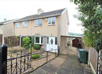 Thumbnail 3 bed semi-detached house for sale in Wilkinson Road, Elsecar, Barnsley, South Yorkshire