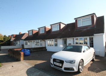 Thumbnail 4 bed semi-detached house to rent in Berriedale Drive, Sompting, Lancing