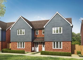 "Thumbnail 3 bed semi-detached house for sale in ""The Hatfield "" at Unicorn Way, Burgess Hill"