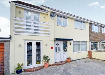 Thumbnail 4 bed semi-detached house for sale in Threemilestone, Truro, Cornwall