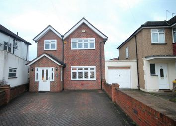 Thumbnail 3 bed detached house to rent in Kenmore Avenue, Kenton, Middlesex