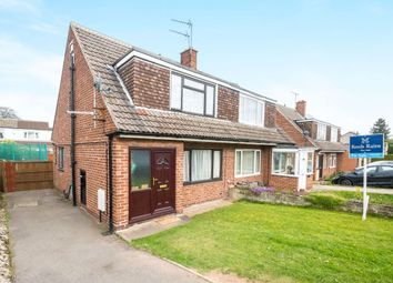 Thumbnail 3 bed semi-detached house for sale in Devonshire Drive, North Anston, Sheffield