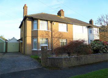 Thumbnail 3 bed semi-detached house for sale in Bowham Avenue, Bridgend, Bridgend, Mid Glamorgan