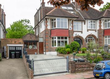 5 bed semi-detached house for sale in Beech Drive, London N2