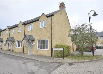 Thumbnail 3 bed end terrace house for sale in Breaches Close, Woodmancote