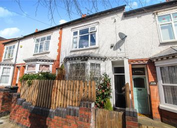 Thumbnail 3 bed terraced house for sale in Upperton Road, Leicester