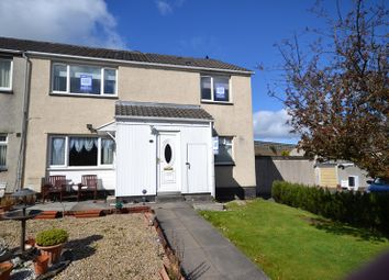 Thumbnail 2 bed flat for sale in Rigghead Avenue, Cumbernauld