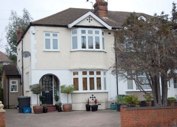 Thumbnail 3 bed semi-detached house for sale in Loughton Way, Buckhurst Hill