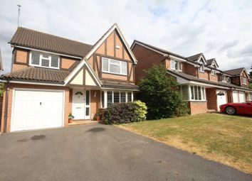 Thumbnail 4 bed detached house for sale in Shakespeare Way, Warfield, Bracknell