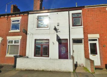 Thumbnail 2 bedroom terraced house to rent in High Street, Alsagers Bank, Stoke-On-Trent