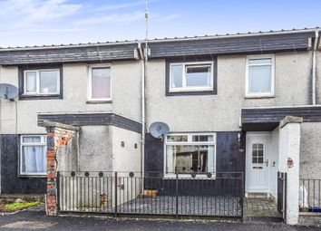 Thumbnail 3 bed terraced house for sale in Armour Place, Stewarton, Kilmarnock