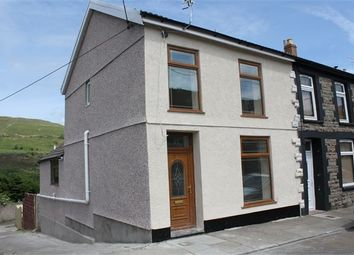 Thumbnail 3 bed end terrace house to rent in Kennard Street, Ton Pentre, Pentre, Rhondda Cynon Taff.