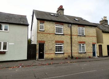 Thumbnail 3 bedroom semi-detached house for sale in Moorfield Road, Duxford, Cambridge