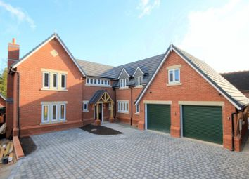 Thumbnail 5 bed detached house for sale in Nicholls Lane, Stone