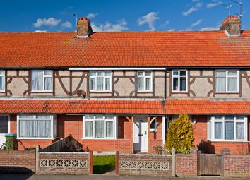 Thumbnail 3 bed terraced house for sale in Bedford Avenue, North Bersted, Bognor Regis