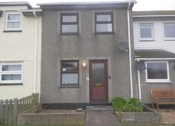 Thumbnail 2 bed terraced house to rent in Freshbrook Close, Eastern Green, Penzance