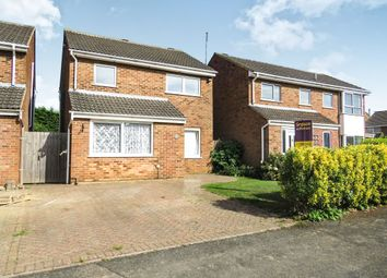 Thumbnail 3 bed detached house for sale in Brackenborough, Brixworth, Northampton