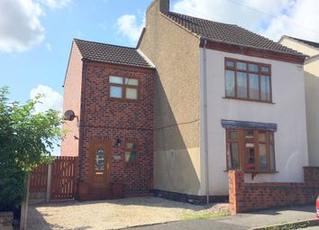 Thumbnail 3 bed detached house for sale in Bamford Street, Marehay, Ripley