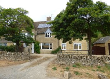 Thumbnail 3 bed semi-detached house for sale in Compton Abdale, Cheltenham