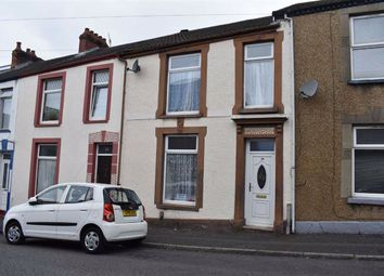 Thumbnail 3 bed terraced house for sale in Westbury Street, Swansea