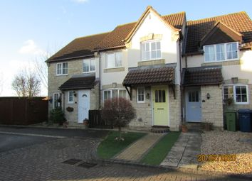 Thumbnail 3 bed terraced house to rent in Cherry Blossom Close, Bishops Cleeve, Cheltenham