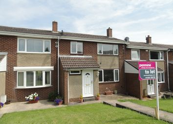 Thumbnail 3 bed terraced house to rent in Chapel Field Walk, Penistone, Sheffield