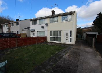 2 bed semi-detached house for sale in Garden Close, Llanbradach, Caerphilly CF83