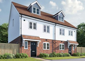 """Thumbnail 4 bedroom end terrace house for sale in """"The Aslin"""" at Star Lane, Margate"""