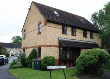 Thumbnail 1 bed property to rent in Stott Gardens, Cambridge