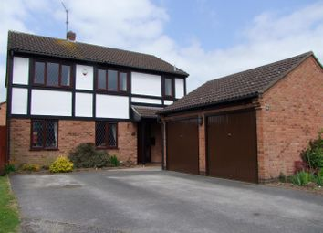 Thumbnail 4 bedroom detached house for sale in The Belfry, Stretton, Burton-On-Trent