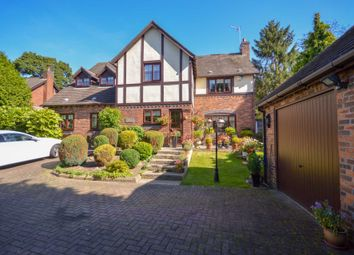 Thumbnail 5 bed detached house for sale in Lodge Farm Close, Bramhall, Stockport