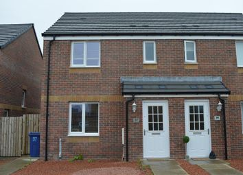 Thumbnail 3 bed semi-detached house for sale in Hillhead Crescent, Linwood
