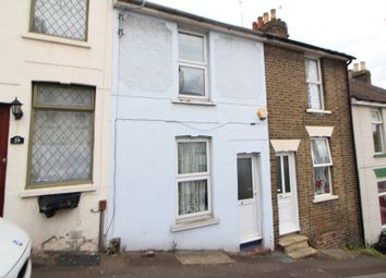 Thumbnail 2 bed terraced house for sale in Grange Hill, Chatham
