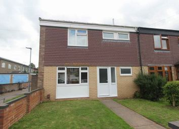 Thumbnail 3 bed terraced house for sale in Almond Road, Gorleston, Great Yarmouth