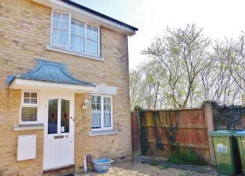 Thumbnail 2 bedroom end terrace house to rent in Baronsmead, Maybush, Southampton, Hampshire
