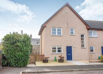 Thumbnail 3 bed end terrace house for sale in Deanfield, Sprouston, Nr Kelso