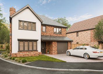 Thumbnail 4 bed detached house for sale in High Street, Newington