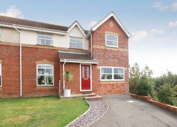 Thumbnail 4 bed semi-detached house for sale in Silverdale Drive, Herne Bay