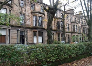 Thumbnail 1 bed flat to rent in Lorraine Gardens, Glasgow